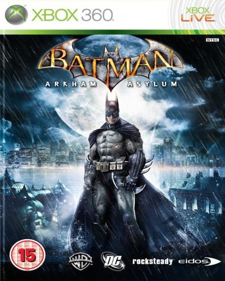 Batman: Arkham Asylum XBOX 360