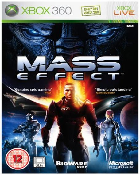Mass Effect PL XBOX 360