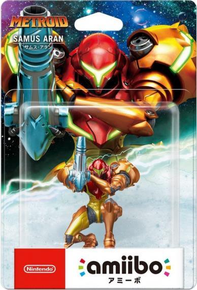 Figurka Amiibo Metroid - Metroid