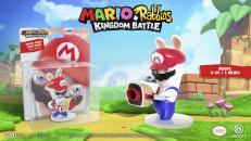 Figurka Amiibo Mario + Rabbid 8 cm.