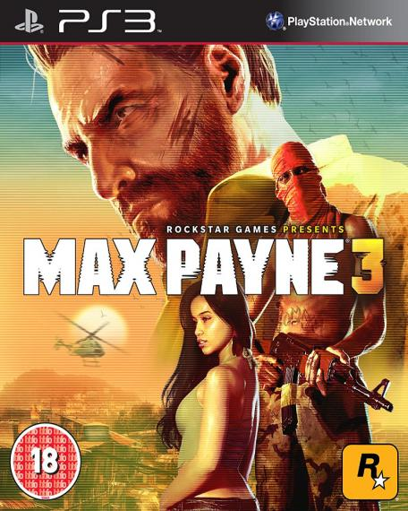 Max Payne 3 PL PS3