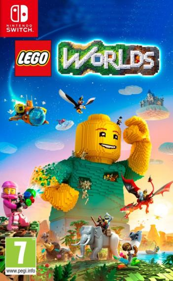 Lego Worlds PL + 2 DLC SWITCH