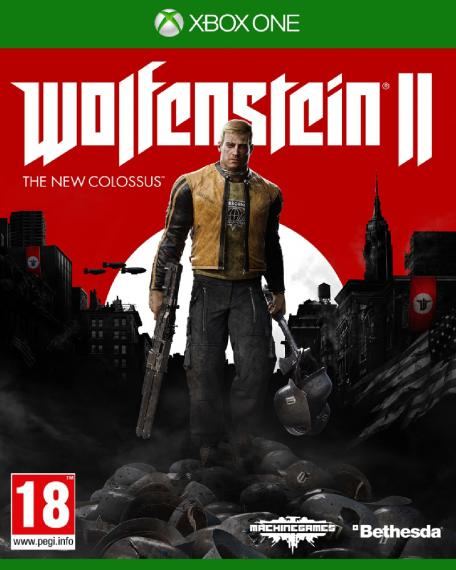 Wolfenstein 2 The New Colossus + DLC XBOX ONE