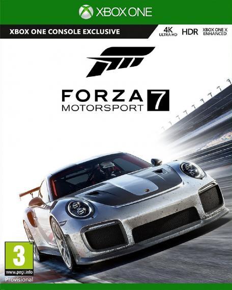 Forza Motorsport 7 PL XBOX ONE
