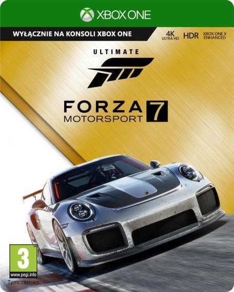 Forza Motorsport 7 Edycja Ultimate PL XBOX ONE