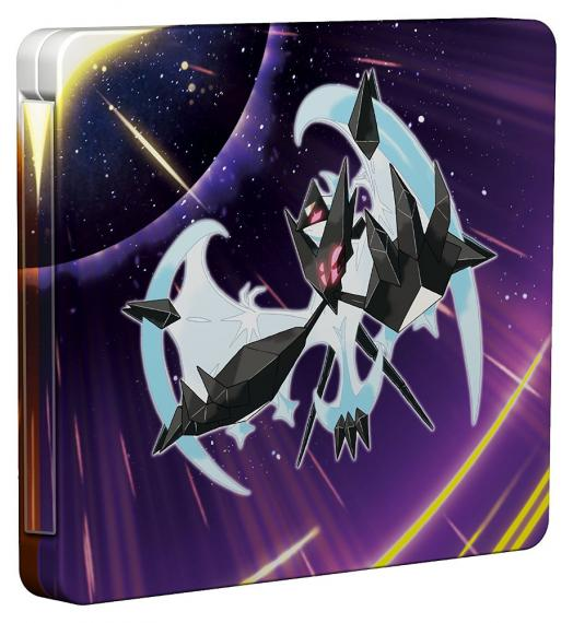 Pokemon Ultra Moon Edycja Limitowana Steelbook 3DS