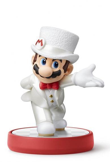 Figurka Amiibo Super Mario - Wedding Mario