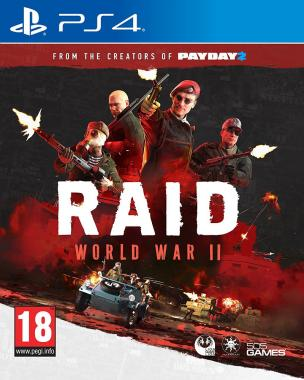 RAID World War II / 2 PS4