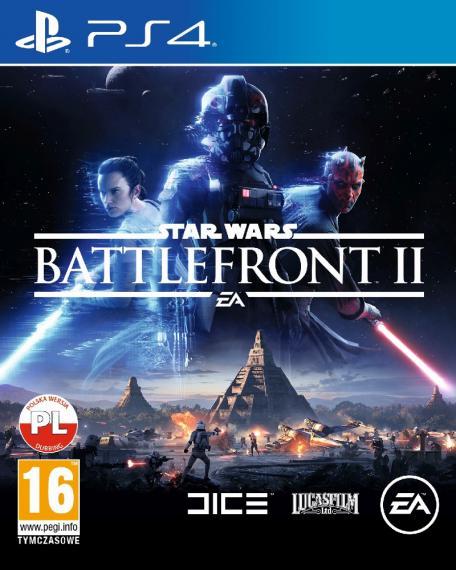 Star Wars Battlefront 2 PL PS4