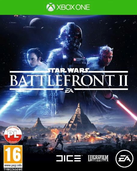 Star Wars Battlefront 2 PL XBOX ONE