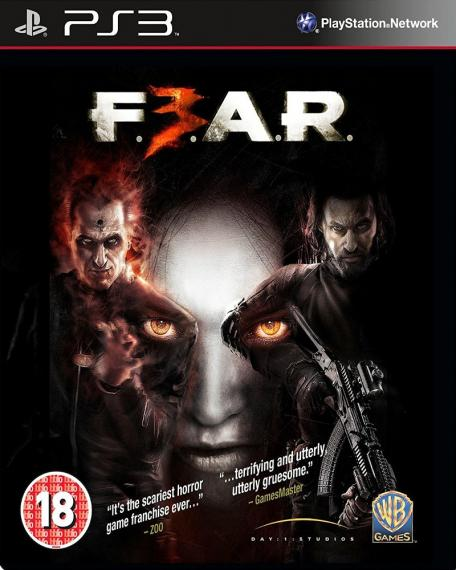 F.3.A.R. / FEAR 3 PL PS3