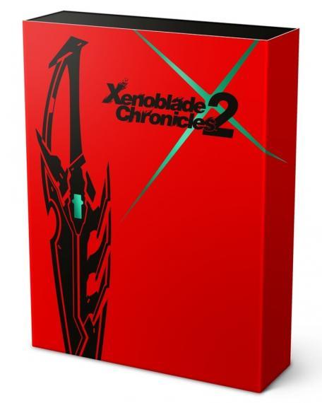 Xenoblade Chronicles 2 Edycja kolekcjonerska SWITCH
