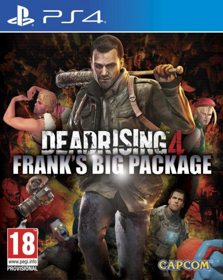 Dead Rising 4 Frank's Big Package PL PS4