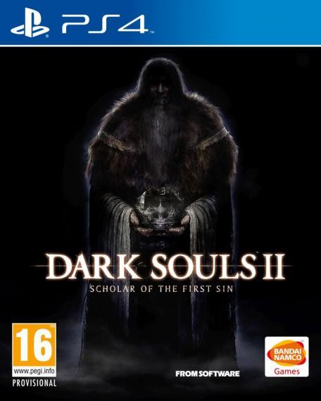 Dark Souls 2 II Scholar of the First Sin PL PS4
