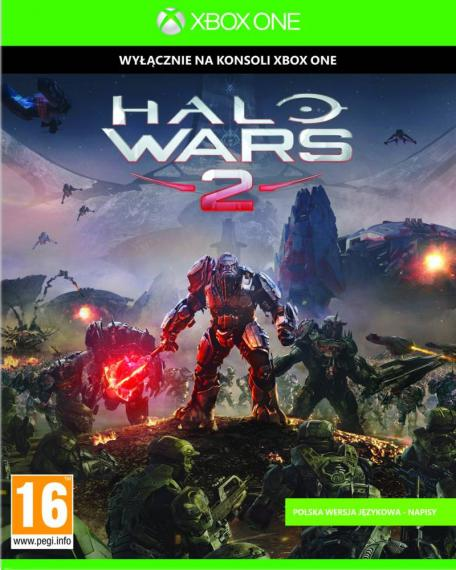 Halo Wars 2 PL XBOX ONE