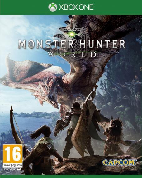 Monster Hunter World PL XBOX ONE