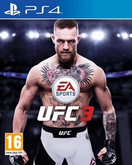 UFC 3 PL PS4