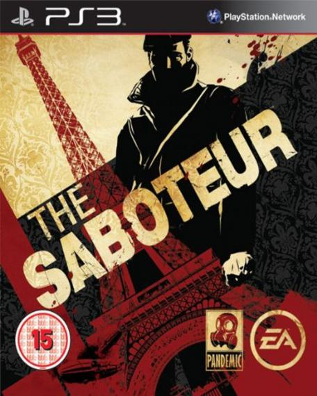 The Saboteur PL PS3