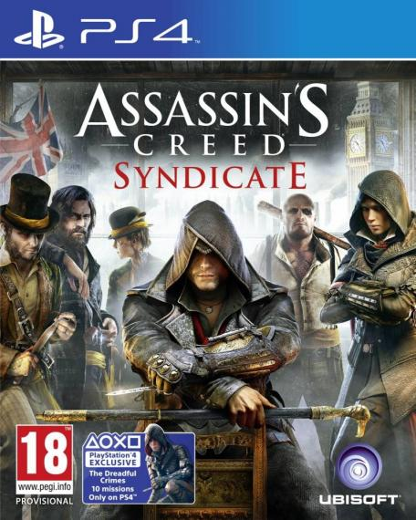 Assassin's Creed Syndicate PL PS4