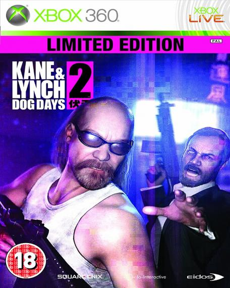 Kane & Lynch 2: Dog Days XBOX 360