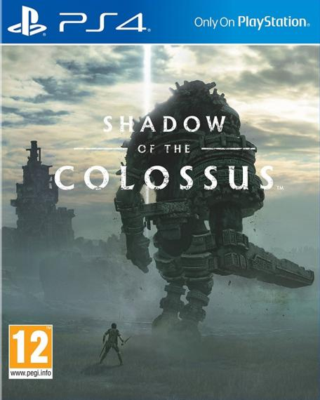 Shadow of the Colossus PL PS4