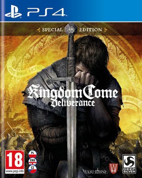 Kingdom Come: Deliverance PL PS4