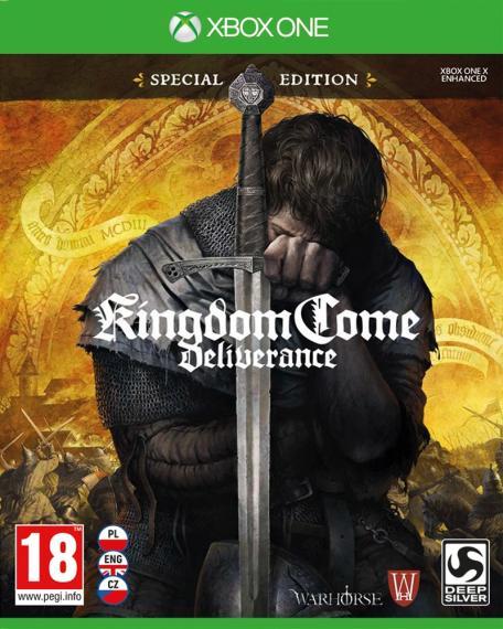 Kingdom Come: Deliverance PL XBOX ONE