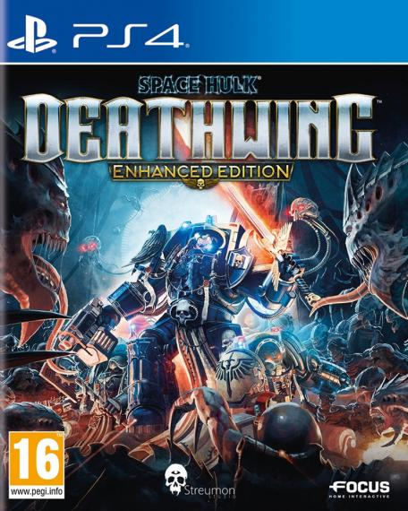 Space Hulk Deathwing Enhanced Edition PS4