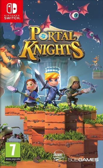 Portal Knights SWITCH