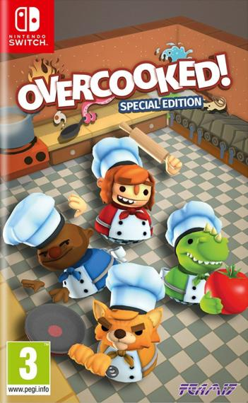 Overcooked: Special Edition  SWITCH