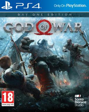 God of War Day One Edition PL PS4