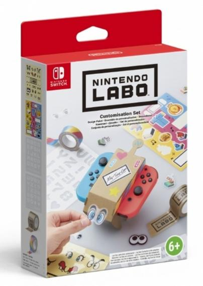 Nintendo Labo Customisation Set SWITCH