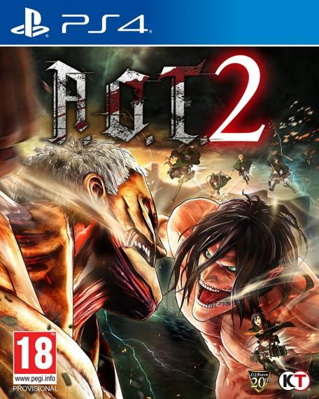 Attack On Titan 2 A.O.T. 2 PS4