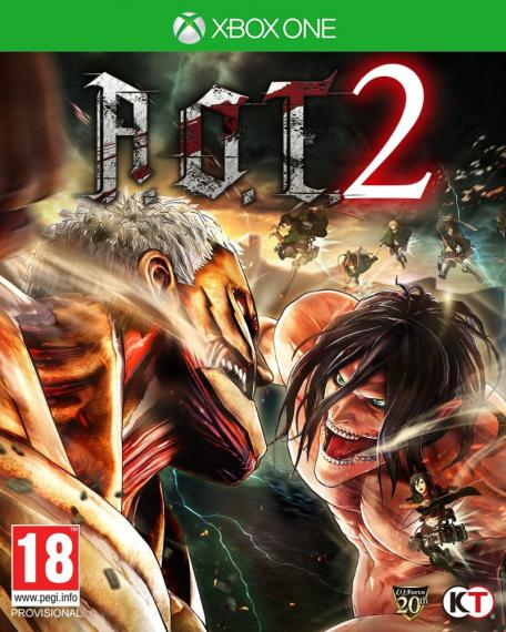 Attack On Titan 2 A.O.T. 2 XBOX ONE