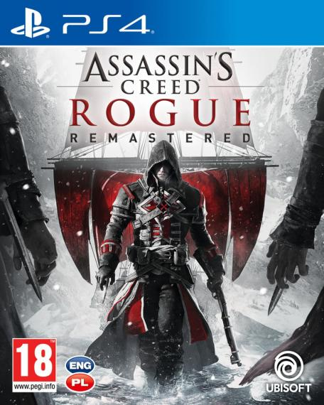 Assassin's Creed: Rogue Remastered PL PS4