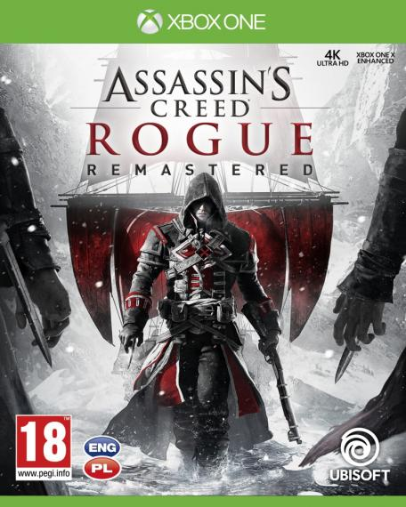 Assassin's Creed: Rogue Remastered PL XBOX ONE