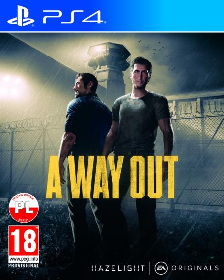 A Way Out PL PS4