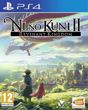 Ni no Kuni 2 II Revenant Kingdom PS4
