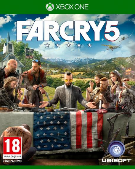 Far Cry 5 PL XBOX ONE