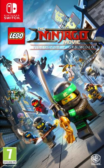 Lego Ninjago Movie - Gra Wideo PL SWITCH