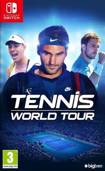 Tennis World Tour SWITCH