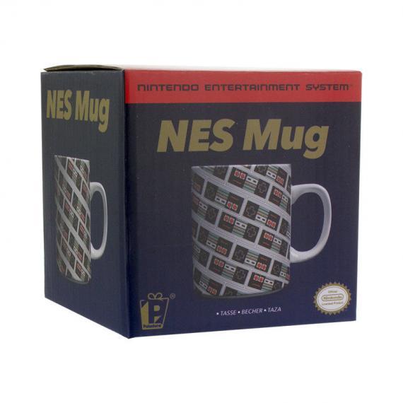 NINTENDO - NES Mug - Kubek