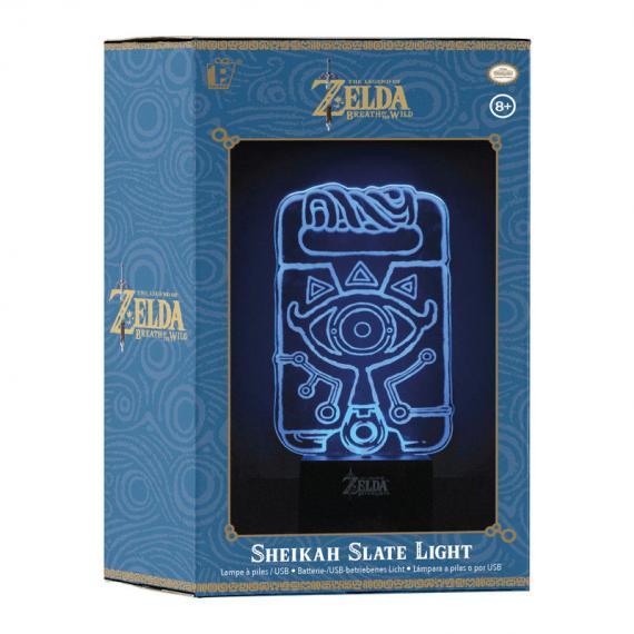 ZELDA - Sheikah Slate Light - Lampa Dekoracyjna