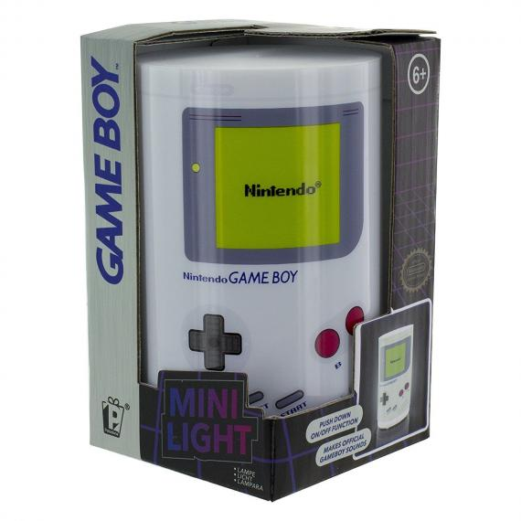 NINTENDO - Gameboy Mini Light with try me - Lampa