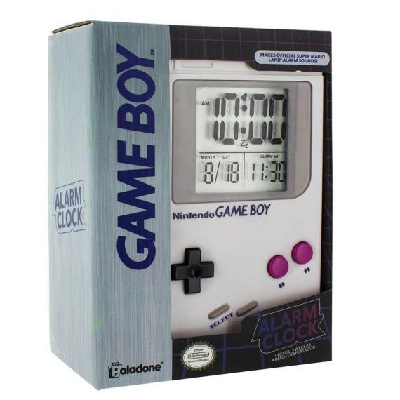 NINTENDO - Gameboy Alarm Clock - Zegar