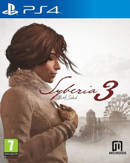 Syberia 3 PL PS4