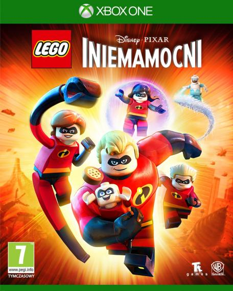 LEGO Iniemamocni / Incredibles PL XBOX ONE