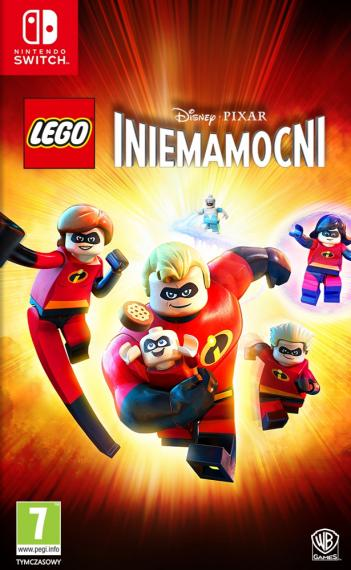 LEGO Iniemamocni / Incredibles PL SWITCH