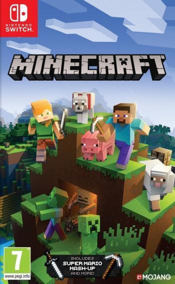 Minecraft Nintendo Switch Edition PL SWITCH