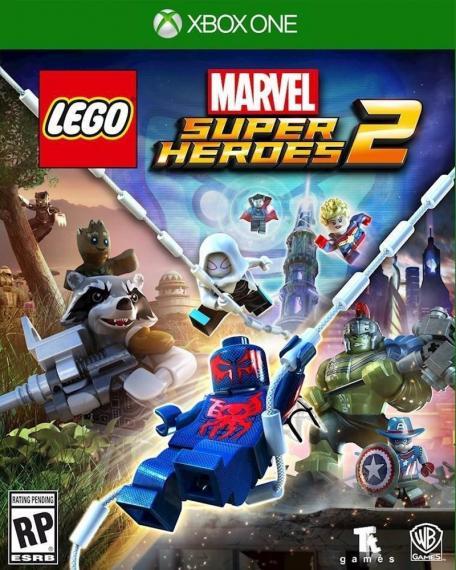 LEGO Marvel Super Heroes 2 PL XBOX ONE